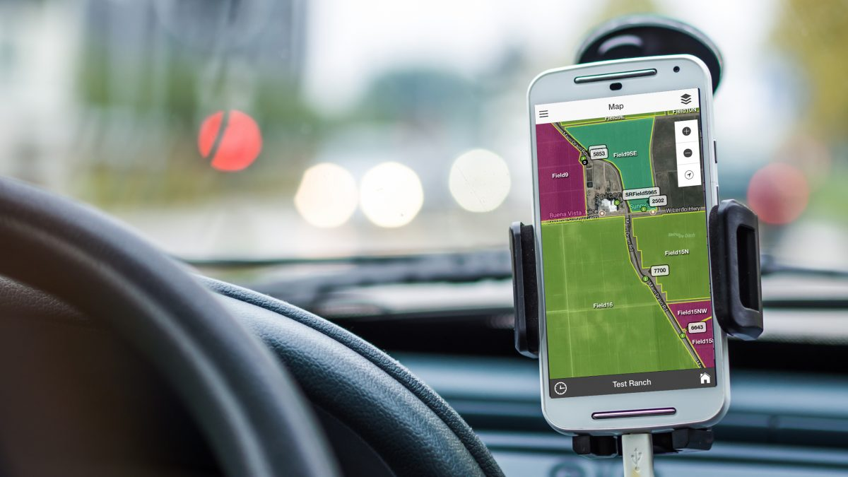 Driving Directions & GPS Location Tracking