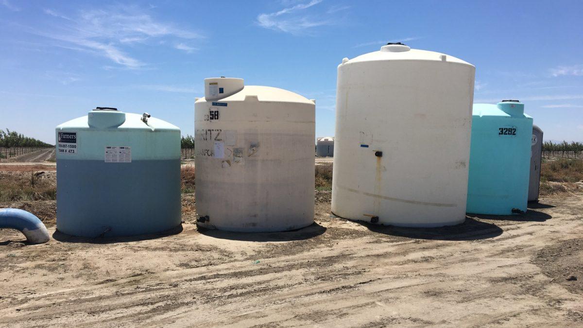 Chemical Lockups, Office, Hazard Area, Loading Zone, Fertliizer Drop Points