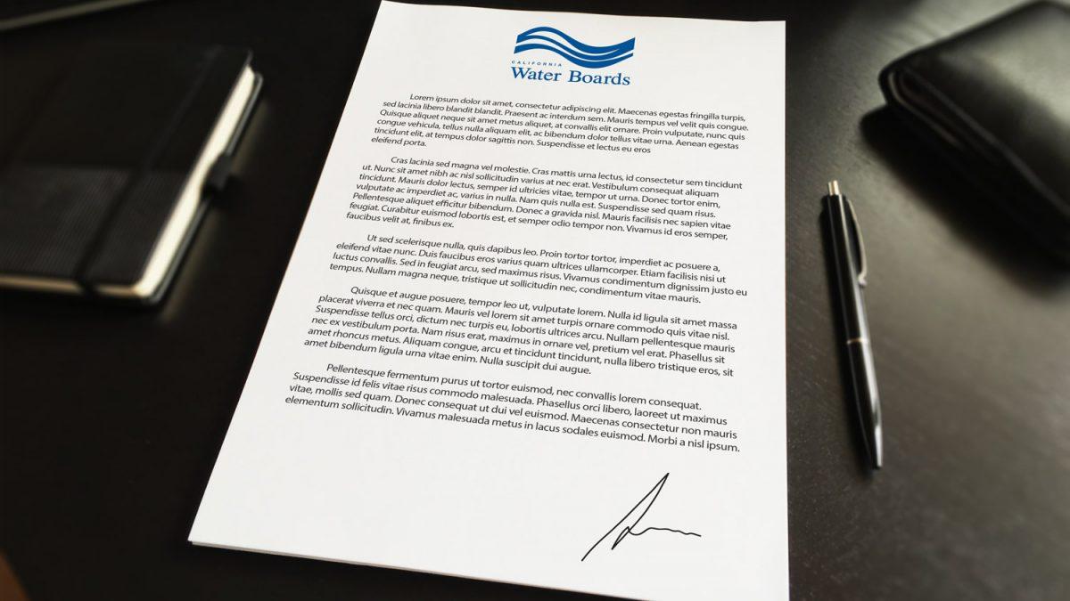 Water Board Documents
